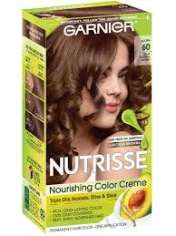 nutrisse nourishing color creme light