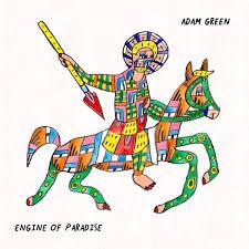 Amazon | Engine Of Paradise | Adam Green | 洋書