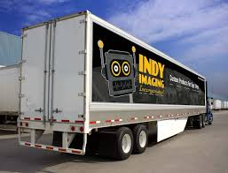 Truck Side Banners Indy Imaging Inc