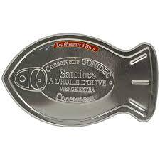 sardines in extra virgin olive oil