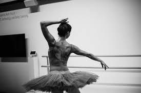 ballerina dancing ballet dancer