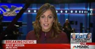 """NBC's Hallie Jackson: Republicans And GOP Operatives Are """"Shock[ed ..."""