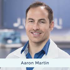 Aaron Martin - Agropur Ingredients