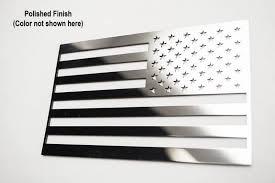 American Car Craft 142028 American Flag Emblem D2bdmotorwerks Com