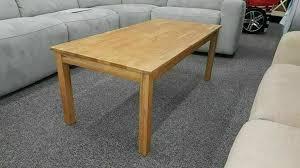 moor oak coffee table lamp table