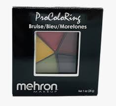 bruise makeup wheel eye shadow hd