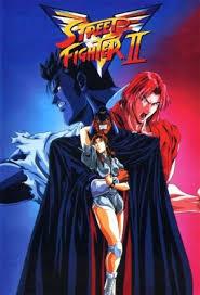 street fighter ii v anime 1995