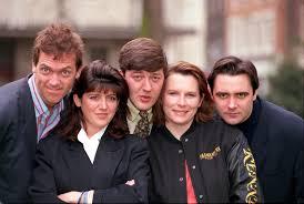 Hugh Laurie, Emma Freud, Stephen Fry ...