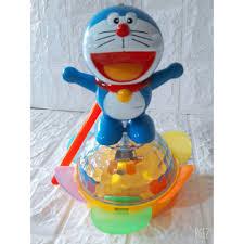 Bộ đồ chơi doremon di chuyển phát nhạc [hàng hot]