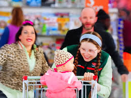 "Jessie Cave on Twitter: ""Just stolen a baby 👶 #trollied continues ..."