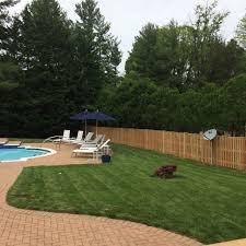 Wyngate Semi Private Cedar Fence 5 Feet Tall Ready For Pool Season Cedar Fence Cedar Fence