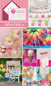 Invitaciones Infantiles E Ideas Para Decorar Un Cumpleanos De