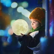 Awesome Moon Lamp – BestFit2u