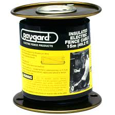 Baygard Insulated Underground Electric Fence Cable 12ga 15 M 693 Rona