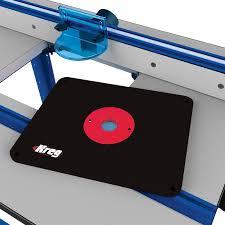 Precision Router Table Top Kreg Tool