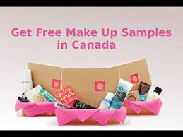 free makeup sles canada by mail