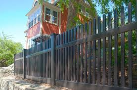 Images Of Illusions Pvc Vinyl Wood Grain And Color Fence Vinyl Picket Fence Wood Picket Fence Picket Fence Panels