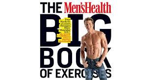 the men s health big book of exercises