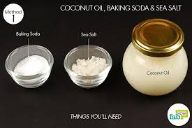 how to make baking soda toothpaste