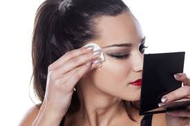 how to remove eye makeup properly