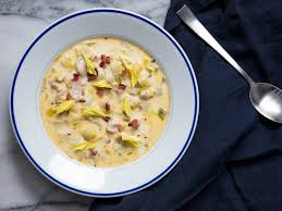 Pacific Razor Clam Chowder Recipe ...