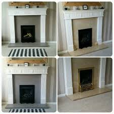 upgrade for a disconnected fireplace