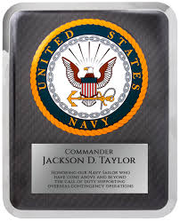navy gifts personalized gift ideas