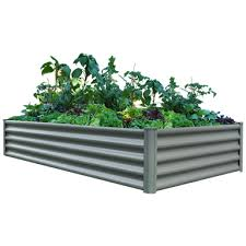 the organic garden co 200 x 100 x 41cm