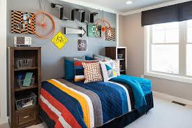 Street Smart Style Decorating Your Home With Road Signs Modern Boys Rooms Boys Room Design Room Design