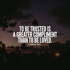 trust quotes that prove trust is everything