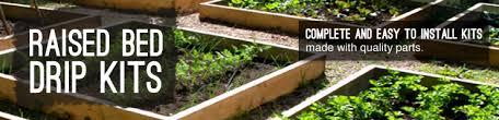 raised bed drip irrigation kit ing