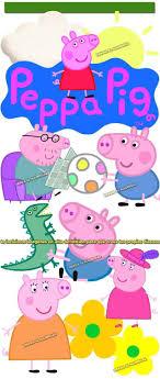 Decoracion Para Fiesta De Cumpleanos De Peppa Pig