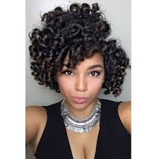 short hairstyles with flexi rods