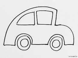 Meer Dan 65 Soorten Kleurplaten Voor Kinderen Peuter Auto