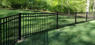 2019 S Most Popular Aluminum Fence Colors Freedom Fence Blog