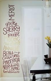 Wine Bottle Decal Sticker Giant Wall Mural Vineyard Winery Theme 23 X 83 Large 611356091927 Ebay