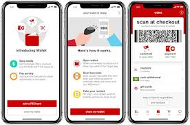 target launches wallet to bine