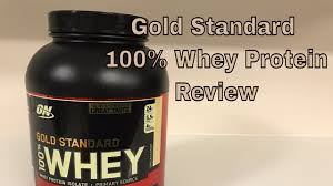 gold standard 100 whey protein i use