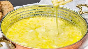 Ünlü karadeniz ustasından Kuymak / Muhlama / Mıhlama Yapımı Kolot Peyniri  ile - YouTube