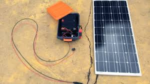 my diy portable solar power generator