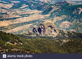 Italy Calabria - Aspromonte National Park - San Luca - Pietra Cappa Stock  Photo - Alamy