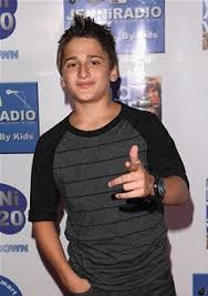 """Aaron Landon At The """"Show Your Character"""" Event October 27, 2012"""