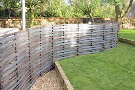 Woven Steel Fencing Portfolio Steelscapes Norfolk