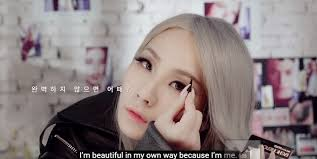 cl in her maybelline new york cf