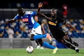 Napoli-Inter: Mertens annulla Eriksen. Finale di Coppa Italia per ...