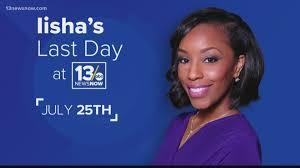 13News Now Daybreak team says goodbye to Meteorologist Iisha Scott    13newsnow.com