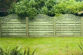 Arched Trellis Fence Panel Omega Free Delivery 50 Miles Boston Lincolnshire Trellis Fence Panels Trellis Fence Arch Trellis