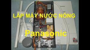 Hướng dẫn lắp đặt máy nước nóng Panasonic DH-4MP1 - [CÔNG TY TƯ ...