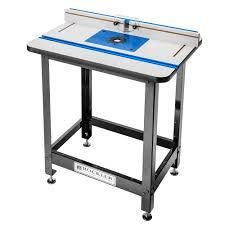 Rockler High Pressure Laminate Router Table Fence Stand And Phenolic Plate Rockler Woodworking And Hardware