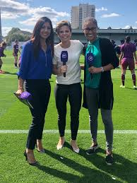 """sue smith on Twitter: """"Just about to go on air for the @ArsenalWFC ..."""
